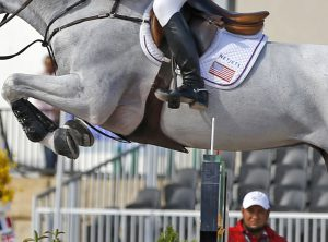 McLain Ward. Photo by World Of Show Jumping