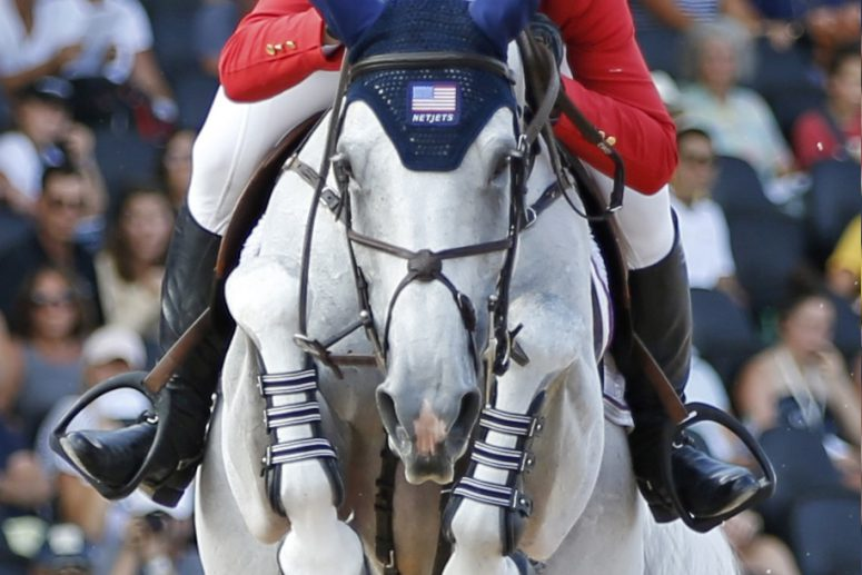 McLain Ward & Clinta. Photo by World Of Show Jumping